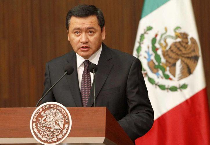 Osorio Chong se manifestó por un intercambio más ágil de información entre México y EU. (Archivo/Notimex)