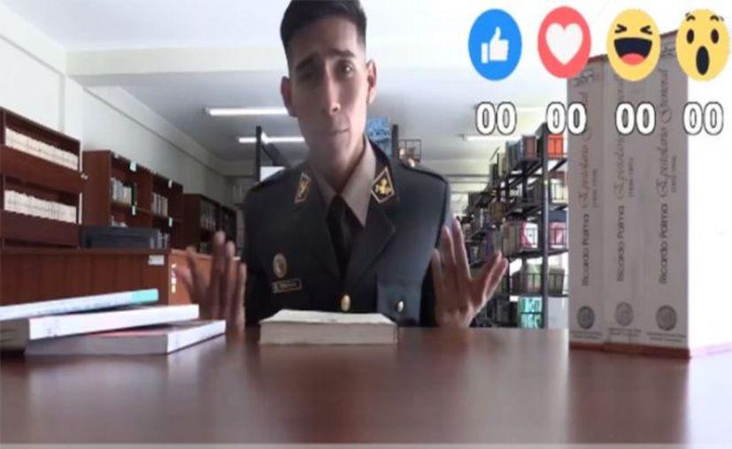 Las críticas ante el video también se dejaron ver en los comentarios de la grabación. (Foto: Policía Peruana).