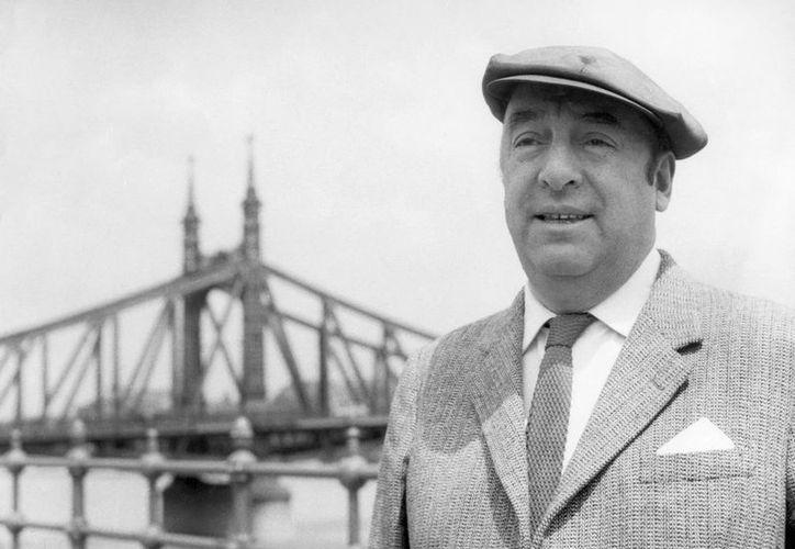 Neruda falleció en 1973, dos años después de recibir el Premio Nobel. (EFE)