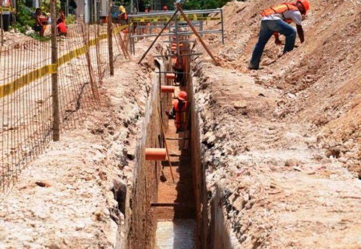 La Conagua aportó en 2015 22.27 millones de pesos para el programa de Rehabilitación, Modernización, Tecnificación y Equipamiento de Unidades de Riego. (SIPSE)