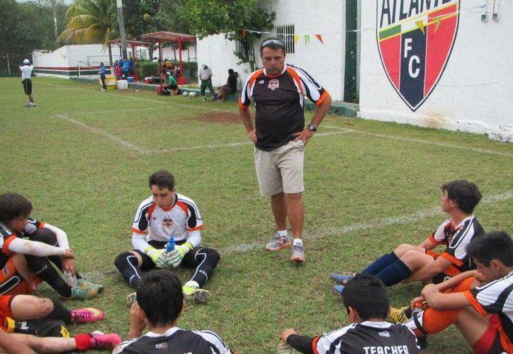 Club Mayas Mérida ofrece a todos los jugadores la oportunidad de ser observados para formar parte de selecciones locales y nacionales.  (Milenio Novedades)