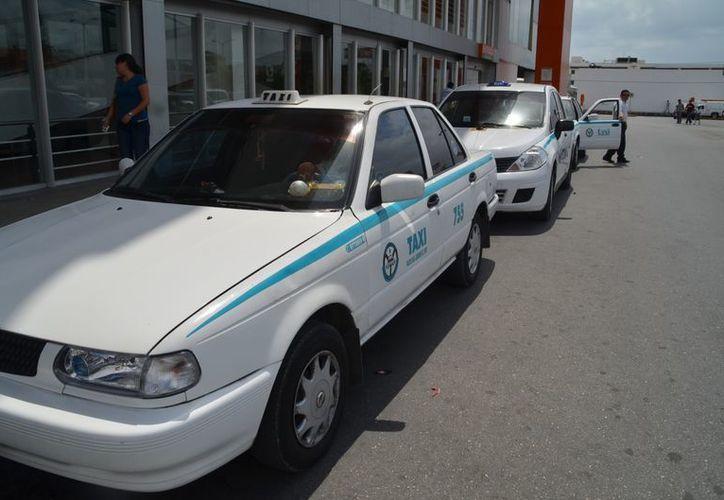 Actualmente mil 713 unidades prestarán el servicio particular. (Yenny Gaona/SIPSE)