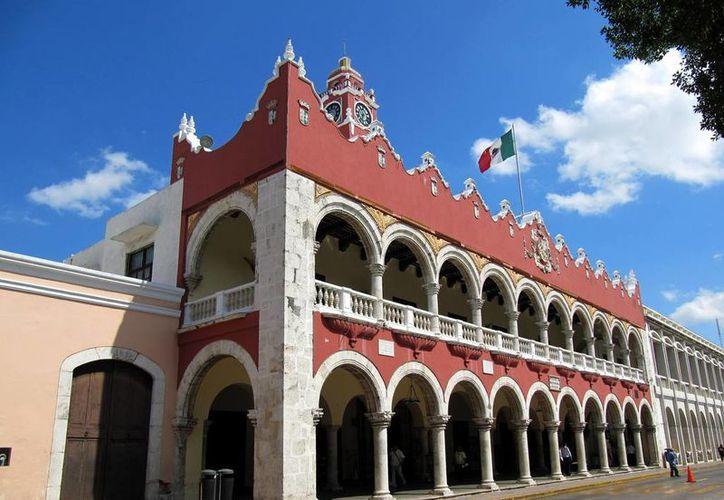 El Ayuntamiento de Mérida es uno de los varios que no cumplen con el pago del impuesto sobre remuneraciones al trabajo personal. (SIPSE)