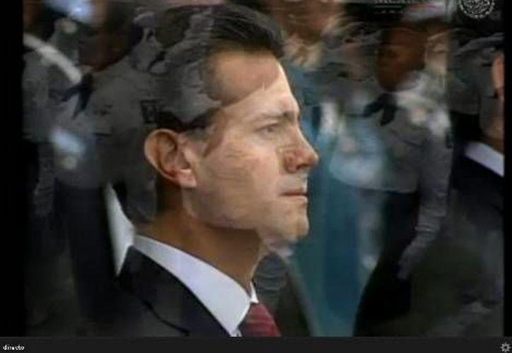 Reconocemos los aportes de la Policía Federal al desarrollo y convivencia de la sociedad: Peña Nieto. (Milenio)