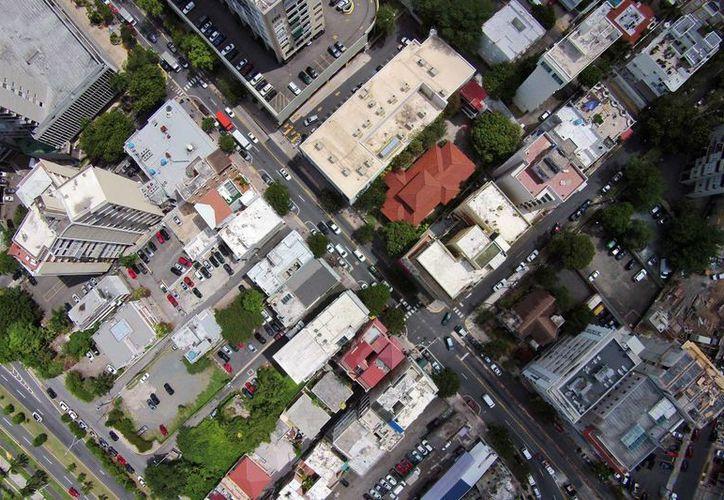 Imagen de archivo en la que  se muestra el barrio de Santurce en San Juan, Puerto Rico. (Agencias)