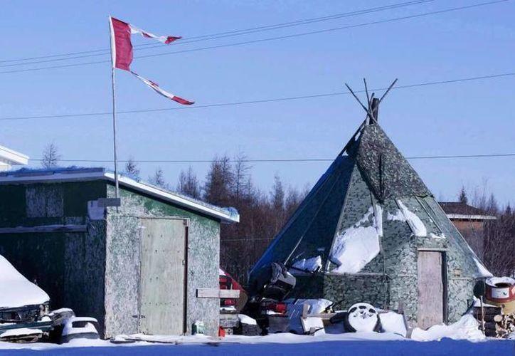 Attawapiskat es una reserva indígena de unos dos mil habitantes, ubicada al norte de Ontario. (ipolitics.ca)