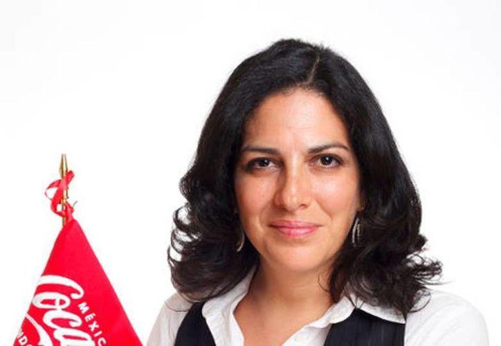 Laura Tamayo asegura que las grandes carreras y las grandes empresas nacen con un trabajo diario. (Milenio)