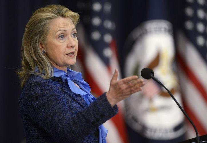 Clinton permanece bajo observación médica. (EFE)