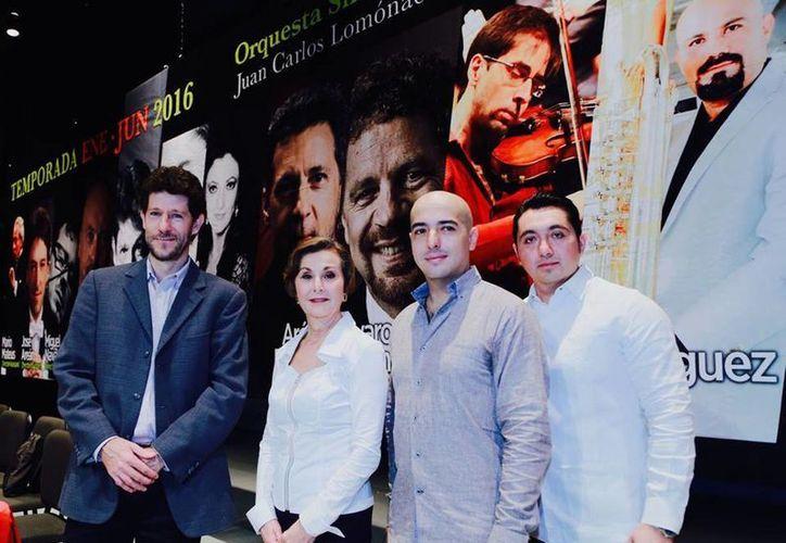 Los boletos para el segundo programa de la temporada enero-junio están a la venta en las taquillas del teatro 'Peón Contreras'. (Milenio Novedades)