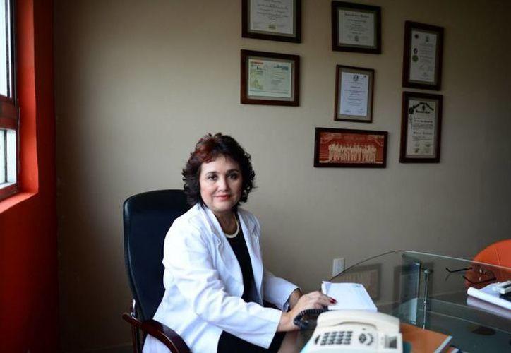 Las profesionistas yucatecas ocupan cada vez cargos más importantes. (Milenio Novedades)
