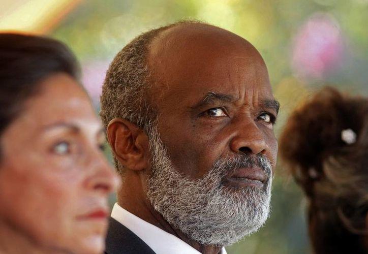 René Preval, ex presidente de Haití, falleció este día a la edad de 74 años. Fue duramente criticado por su manejo del terremoto que afectó a la isla en enero de 2010. (Foto AP / Gerald Herbert, Archivo)