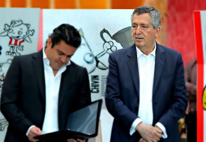 Vergara cree que, por apoyo, el Tri no se puede quejar del público en Guadalajara. (Milenio).