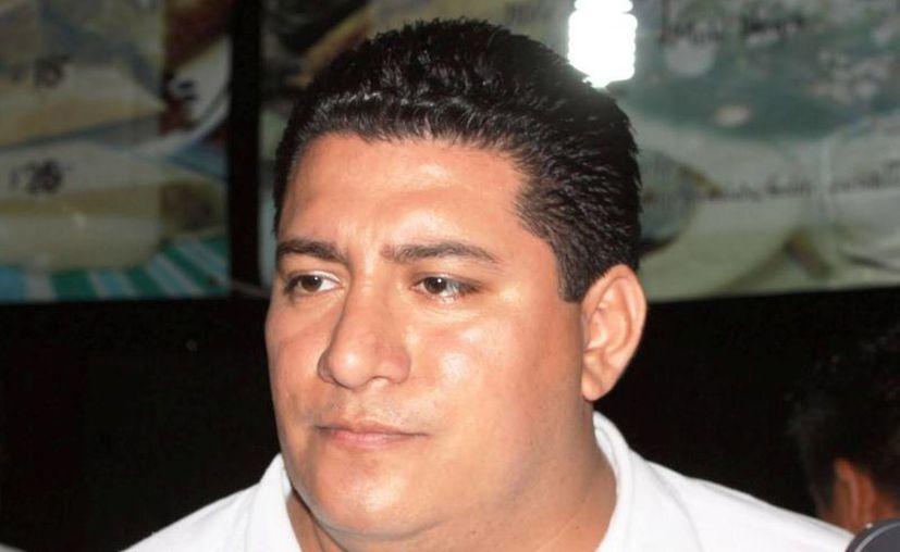 """El exalcalde Emmanuel Nivón ya fue trasladado al penal de """"El Amate"""". (www.fronterizochiapascolumnas.blogspot.com/Archivo)"""