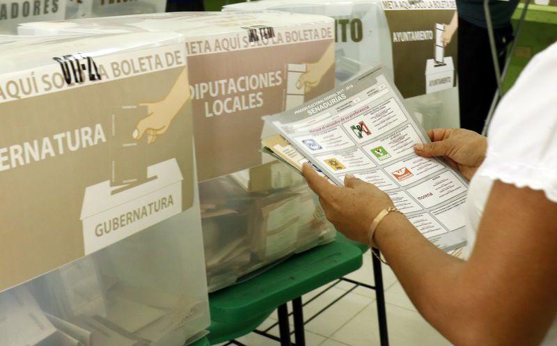 Los consejos municipales y distritales revisarán los resultados plasmados en las actas. (José Acosta/Milenio Novedades)