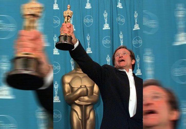 Robin Williams falleció a los 63 años en su casa en Tiburon, en California. (AP)