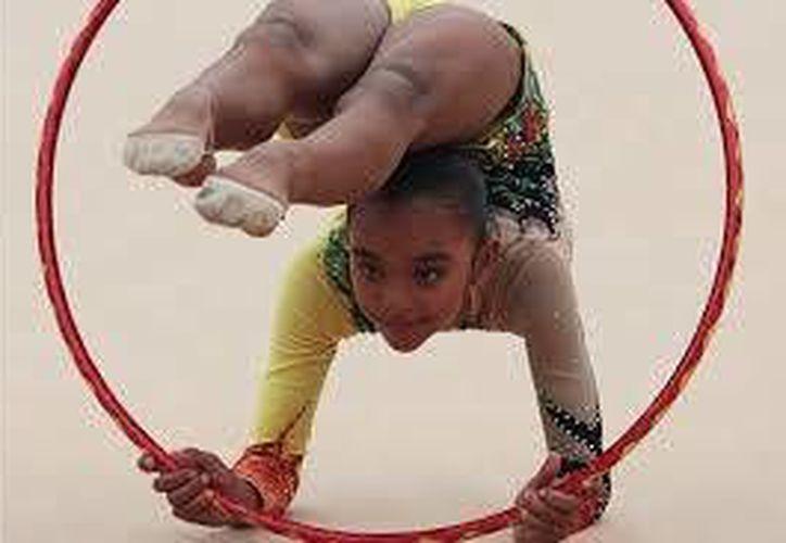 Los deportistas yucatecos se enfocan para ascender peldaños el próximo año en el Sistema Nacional de Competencias. (Milenio Novedades)