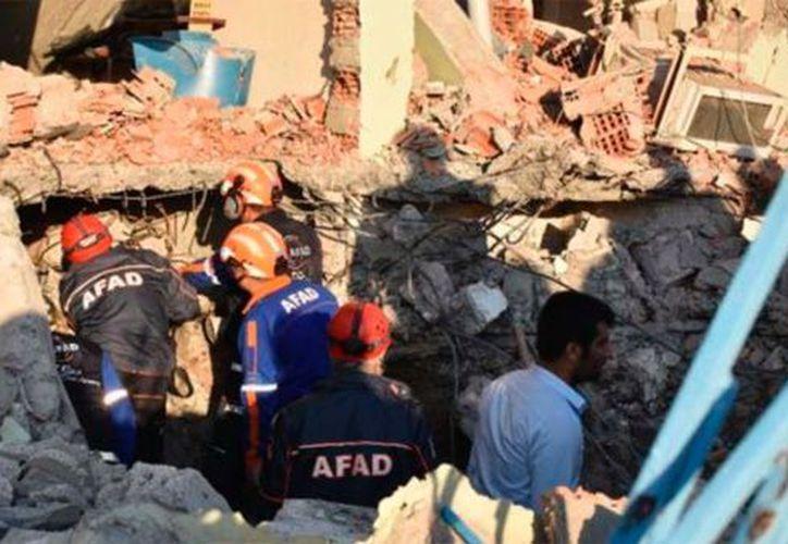 El político afirmó que no hay pacientes graves, tras el terremoto. (Foto: @RasanRemzi)
