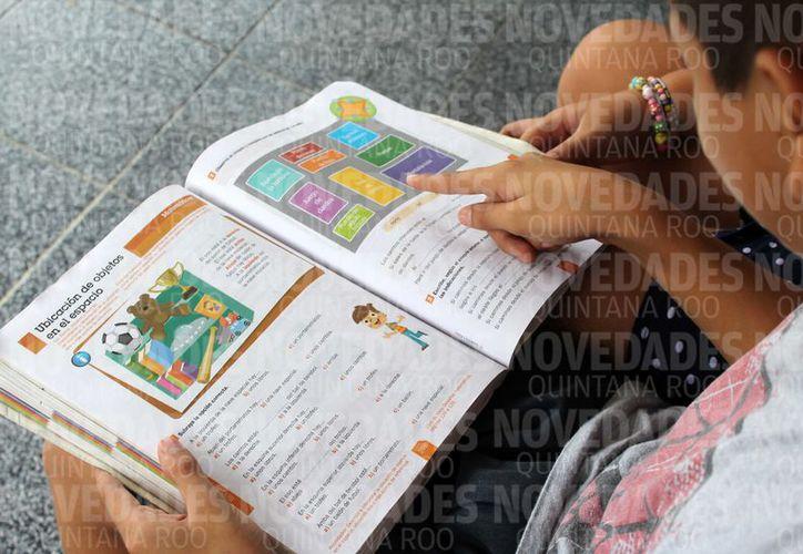 Los resultados en Planea indican falta de recursos discursivos y estructuras de un texto en los alumnos. (Joel Zamora/SIPSE)