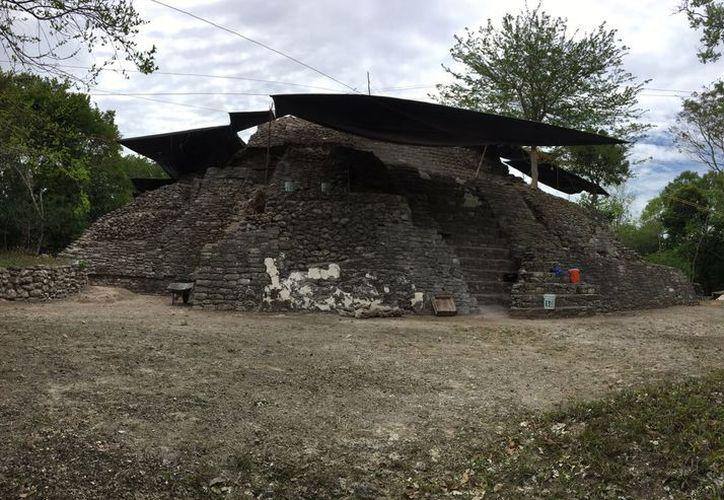 Ichkabal, sería el primer gran asentamiento y centro político de la región. (Cortesía)
