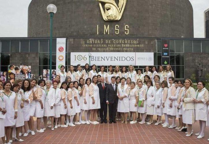 El director general del IMSS, Mikel Arriola Peñalosa, declaró que tiene como prioridad la mejora de las unidades médicas de todo el país.(Notimex)