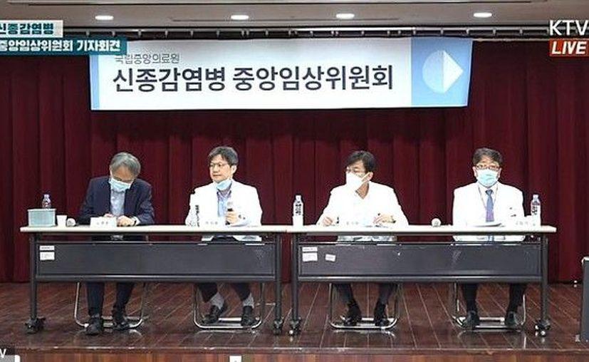 Un amplio estudio en Corea del Sur confirma que en los 260 casos estudiados solo se detectaron partes muertas del virus. (Foto: Twitter).