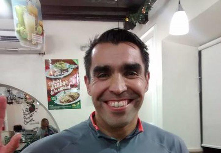 Desde su debut en el 2000, Marco Antonio Rodríguez, fue reconocido como uno de los mejores árbitros del futbol mexicano e incluso de América. (SIPSE)