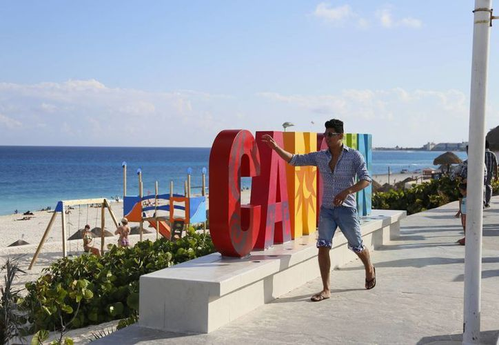 Durante todo el año se cuenta con turismo nacional en este destino. (Israel Leal/SIPSE)