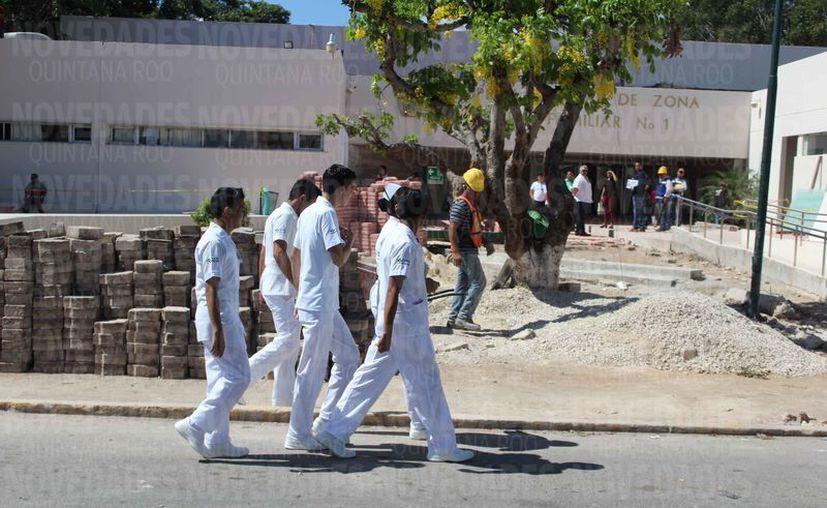 Las denuncias han sido en contra del sector salud privado y del sector público. (Enrique Mena/SIPSE)