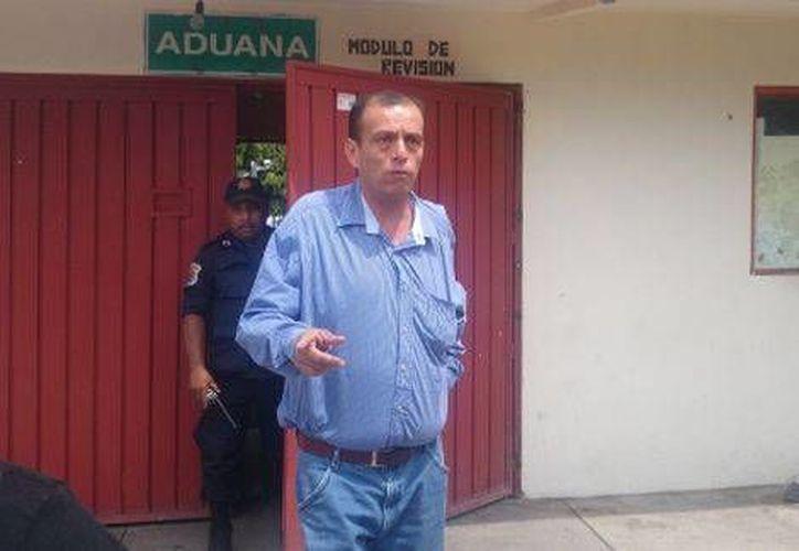 El director del Cereso de Chilpancingo, Luis Miguel Lancert Betancourt, fue asesinado cuando viajaba en una camioneta blanca (Foto de archivo de Milenio)
