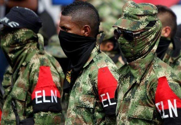 En la zona donde se produjo el plagio opera el rebelde Ejército de Liberación Nacional. (noticias.lainformacion.com)
