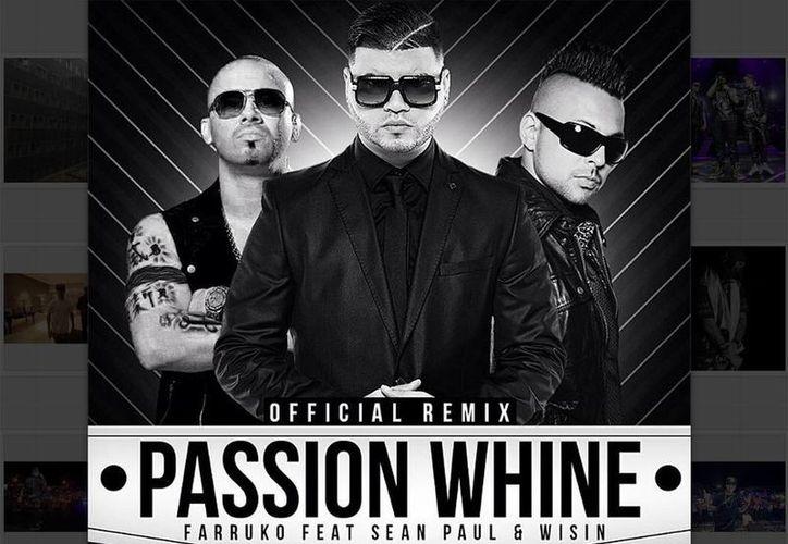 """""""Passion Whine Remix"""" se estrenó hace tres días en la radio de Puerto Rico y sitios web de música urbana a nivel internacional. (farrukoofficial/Instagram)"""