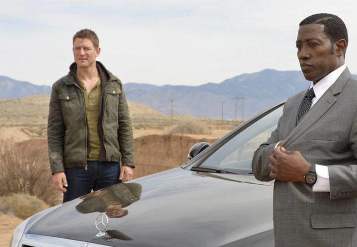 La teleserie de acción y aventuras 'The Player', de la cual Wesley Snipes es protagonista, se estrena este mes con NBC-Universal. (Agencias)