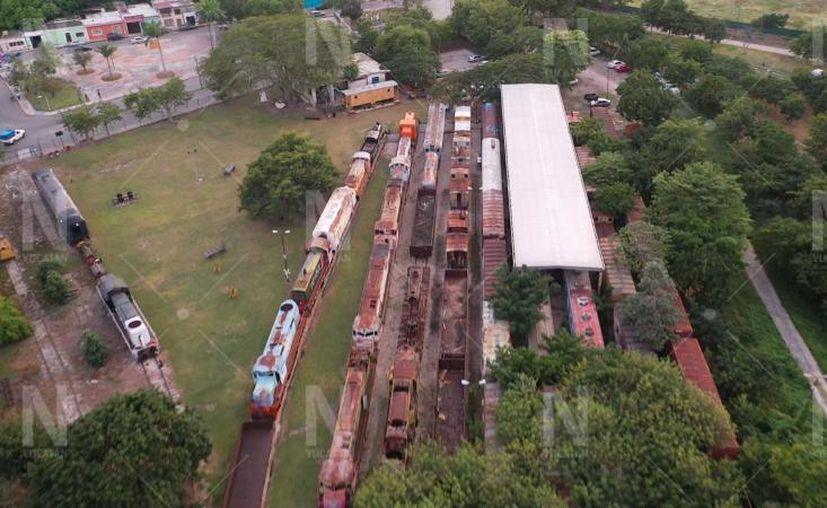El titular de Fonatur señaló que el tren maya es redituable económicamente para el sureste del país. (Foto: Adán Kent)