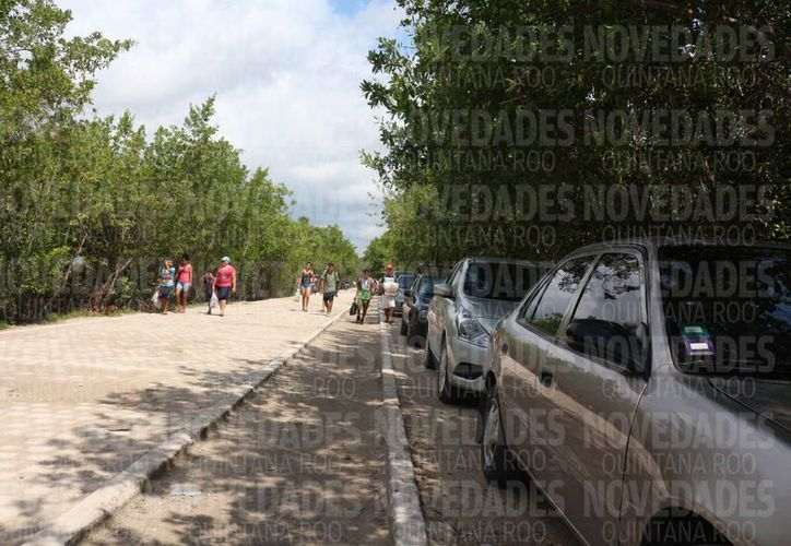 El proyecto del camino integral de Punta Esmeralda fue presentado desde el 2014. (Adrián Barreto/SIPSE)