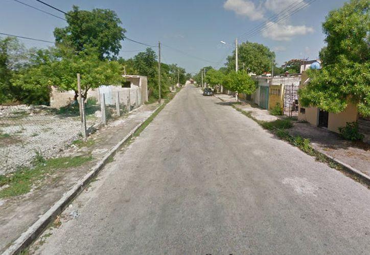 El lamentable hecho se presentó en una vivienda de la colonia Emiliano Zapata Sur. (Google Maps)