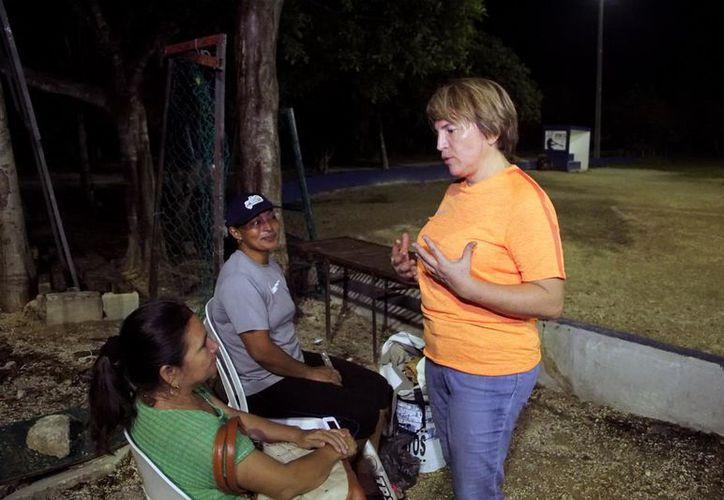 La diputada señala que todas las mujeres deben realizarse las pruebas de detección. (Foto: Redacción)
