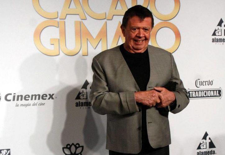 El actor de comedia Xavier López 'Chabelo' aseguró que el programa del que es conductor, 'En Familia', tiene, hasta ahora, fecha de término, pues Televisa no le ha notificado nada. (NTX/Archivo)