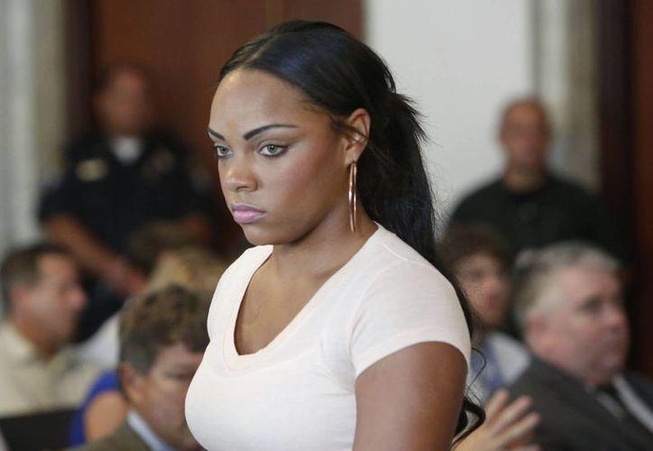 Las autoridades allegadas al caso declinaron indicar qué provocó la acusación en contra de Shayanna Jenkins. (Agencias)