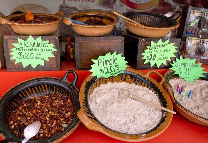 La edición 13 de 'La Guelaguetza en Mérida' es una muestra gastronómica y cultural. (Notimex)