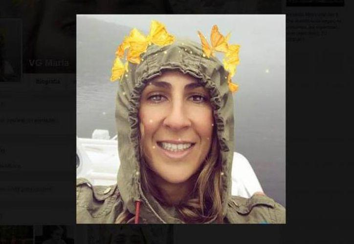 El secuestro de María Villar, sobrina del presidente de la Federación Española de Futbol, Ángel María Villar, ocurrió el pasado 13 de septiembre. (Facebook)