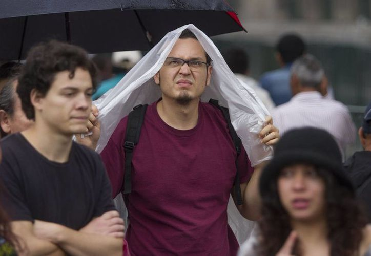 El SMN anunció que las lluvias más intensas en el mes de septiembre podrían registrarse en la zona norte del país. (Notimex)