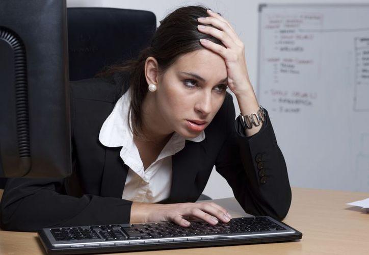 Lo que resulta estresante para una persona puede no serlo para otra. (eqover.com.mx)