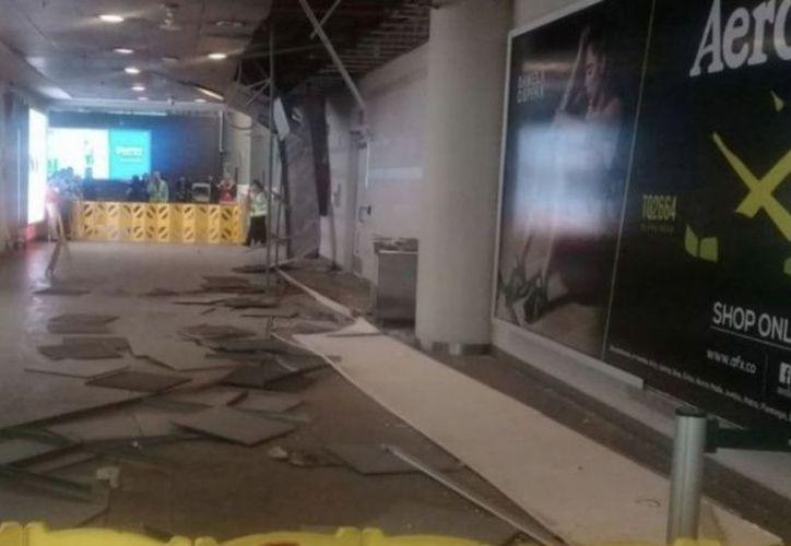 Afortunadamente el percance no registró lesionados. (excelsior.com)