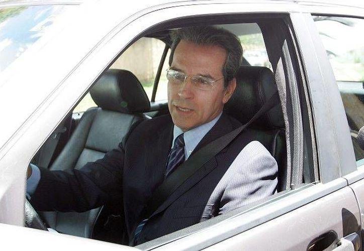 Luiz Estevao, exsenador de Brasil,  será enviado a una prisión el próximo lunes .(globo.com)