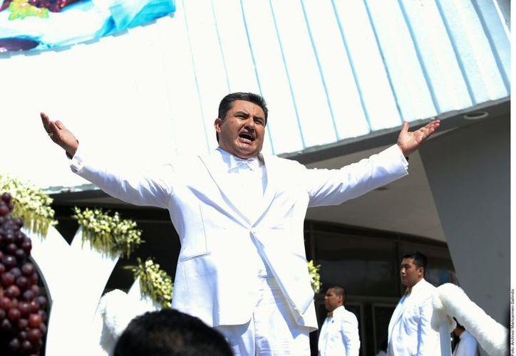 Según las cifras del INEGI, para el 2010 en México sólo había 188 mil 326 feligreses. (Foto: Reforma)