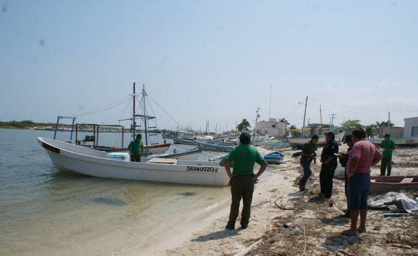 El mal tiempo continuará en las próximas horas. advierten a pescadores. (SIPSE/Archivo)