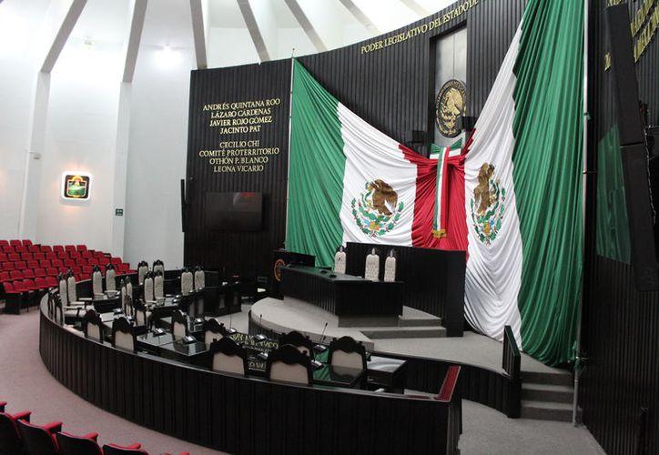 La sesión estaba convocada para las 17 horas de ayer y su inicio se había propuesto para las 18:30 horas. (Joel Zamora/SIPSE)
