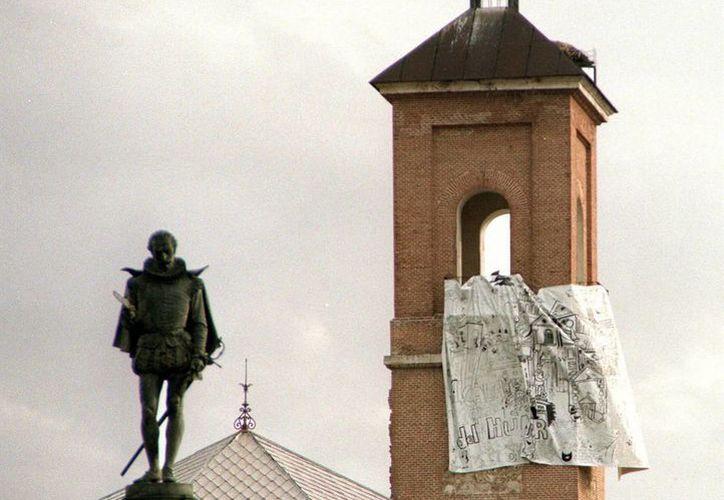 En marzo o abril iniciaría la búsqueda de la tumba de Miguel de Cervantes en el Convento de las Trinitarias Descalzas, ubicado en el conocido barrio de las Letras de la capital española. (EFE/Archivo)