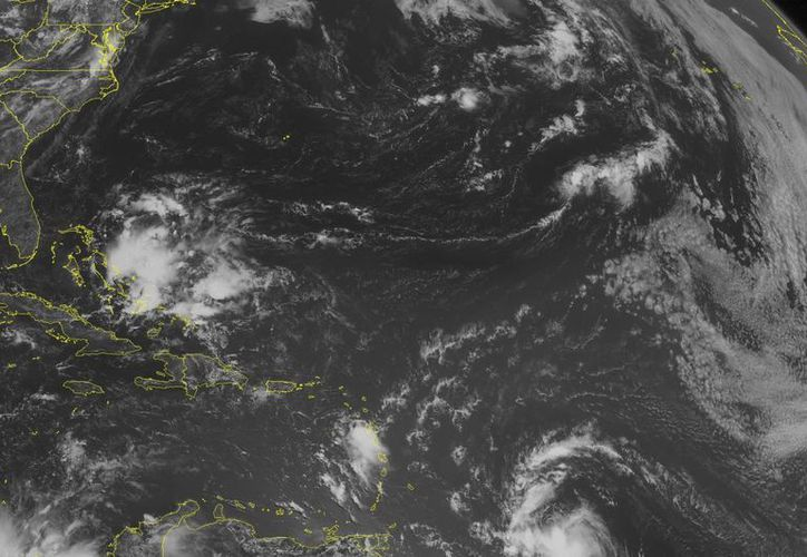 La tormenta tropical 'Chantal' se acerca a las Antillas Menores. (Agencias)