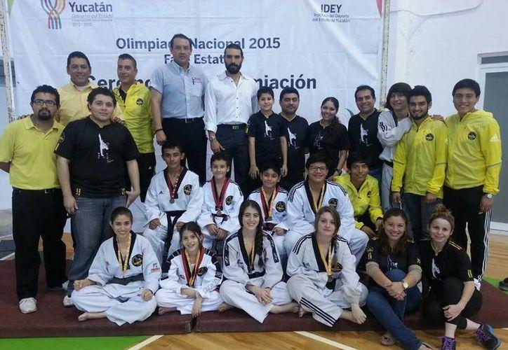 Yucatán ya cuenta con sus selecciones de tae kwon do, en las categorías infantiles y juveniles, rumbo a la fase regional de la Olimpiada Nacional. (Milenio Novedades)